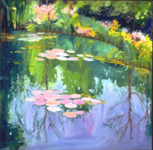 """Exquisite Monet"" by Iris Carignan"
