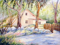 The Reyes Adobe - Agoura Hills